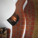 Heizkamin handwerklicher Ofenbau