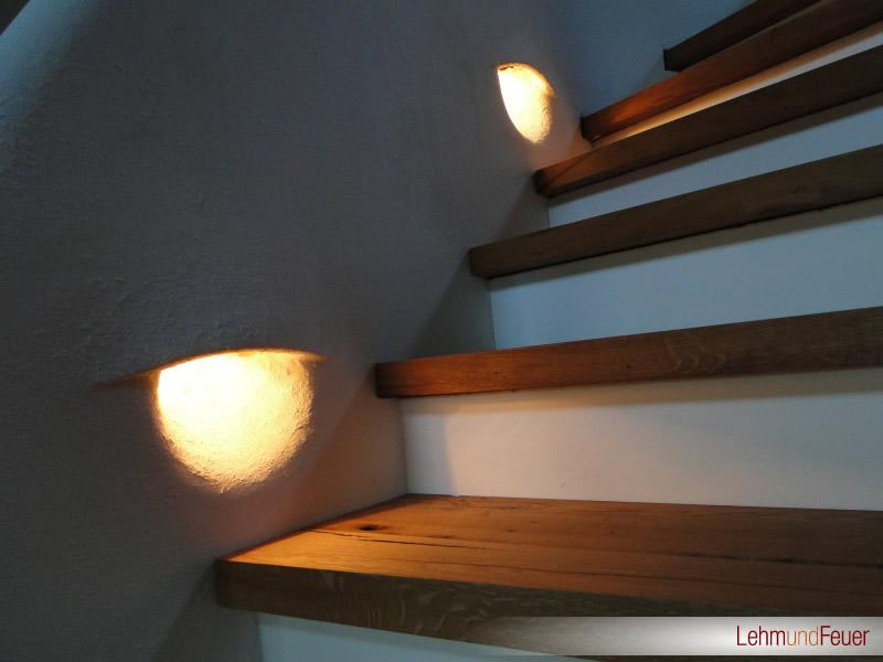 Lehm licht und handgefertigte keramik innenarchitektur for Raumgestaltung licht